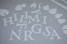 Буквы из ПВХ